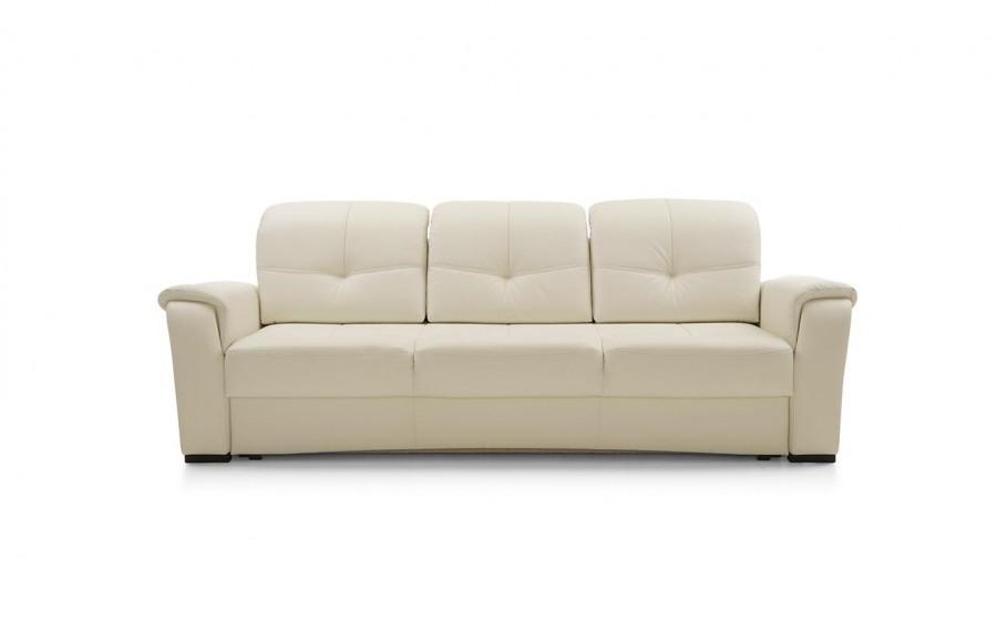 Velvet sofa 3F
