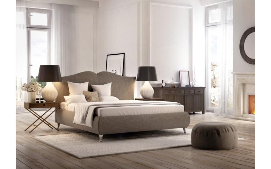 Milano łóżka tapicerowane