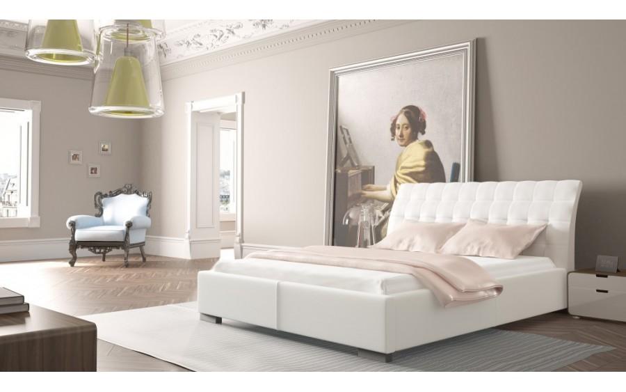 Madison Prestige łóżko tapicerowane