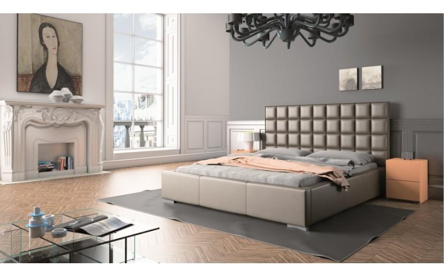 Quaddro Mini łóżko tapicerowane