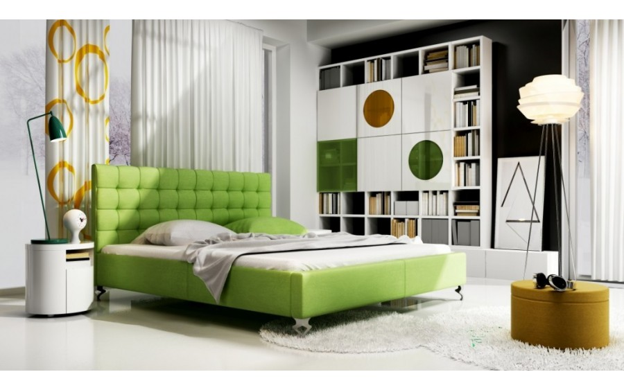 Madison łóżko tapicerowane
