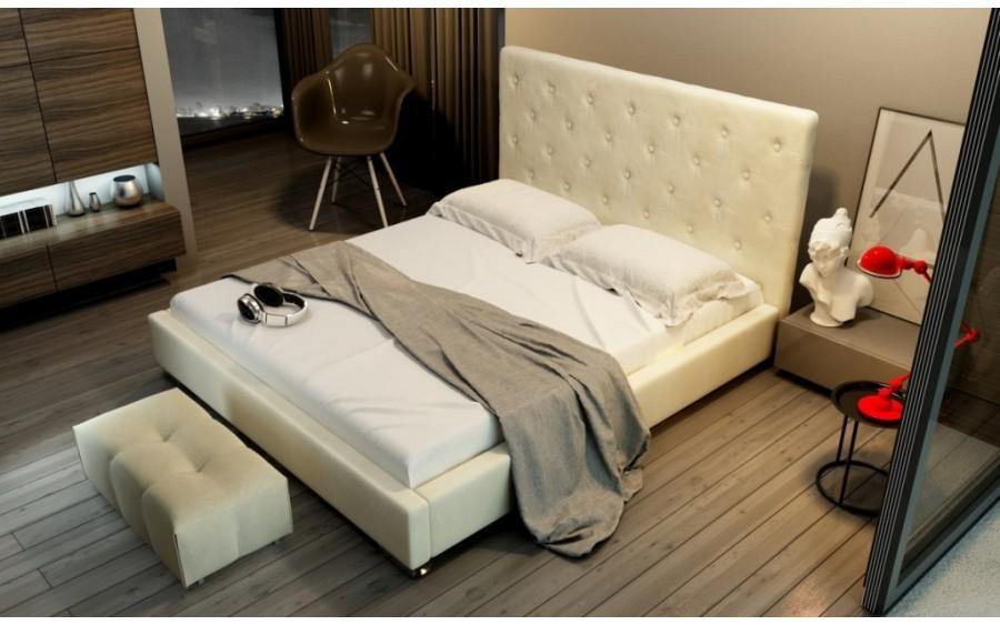 Avanti łóżko tapicerowane