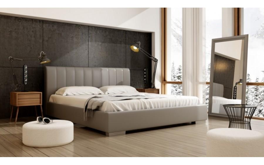 Naomi łóżko tapicerowane