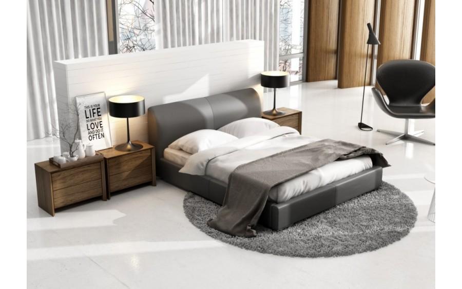 Classic Lux łóżko tapicerowane