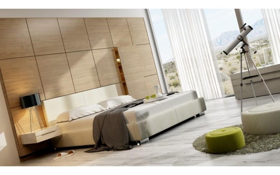Classic łóżko tapicerowane