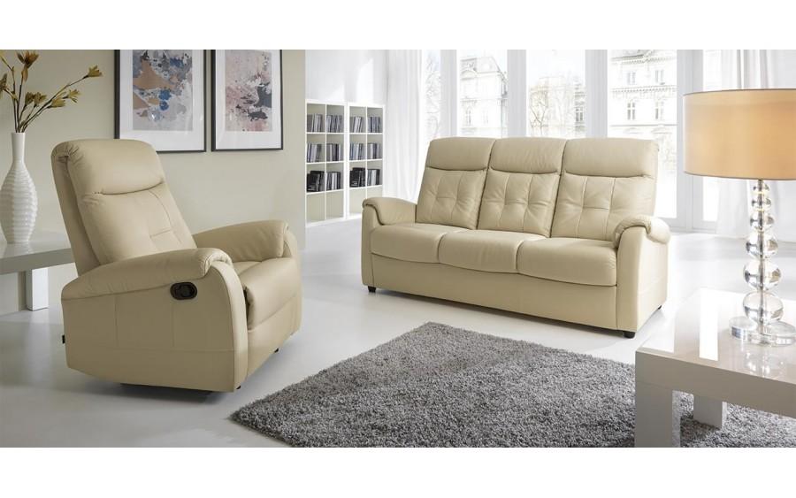 Choco sofa 3F