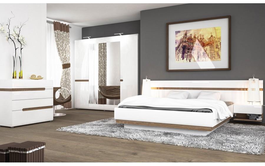 łóżko Linate 160 Typ 92