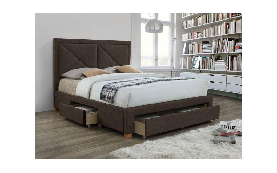 łóżko Tapicerowane Mario