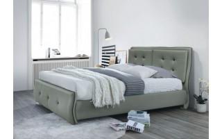 Łóżko tapicerowane Happy