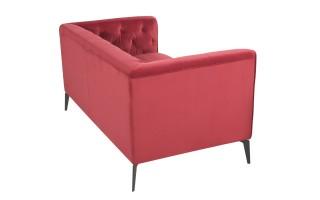 Sofa Napoli 32008-2P (czerwony)