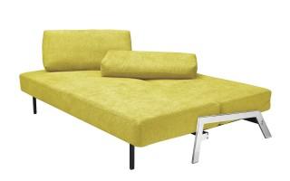 Sofa Luli S63 (żółty)