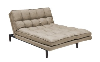 Sofa Poly S555 (taupe)
