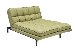 Sofa Poly S555 (zielony)