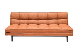 Sofa Poly S555 (pomarańczowy)