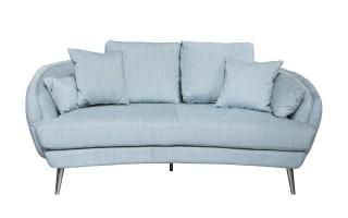 Sofa 2 Rafael (niebieska)