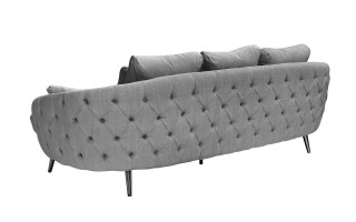 Sofa 3 Rafael (szara)