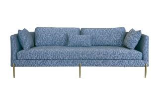 Sofa 3 Bernardo (niebieski)