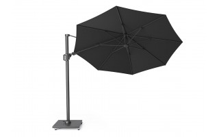 Parasol ogrodowy ​​​​​​Challenger T² Premium Ø3.5m (faded black)
