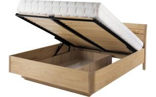 Łóżko z pojemnikiem 160 Limon LIM.096.XX