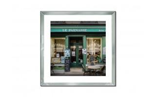 Obraz szklany 60x60 Le parnasse