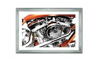 Obraz szklany 80x60 Motoryzacja