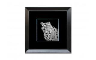 Obraz szklany 80x80 Tygrys (260354)