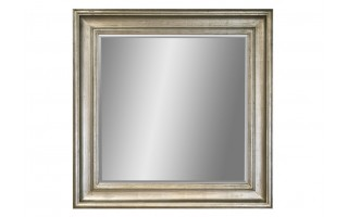 Lustro 100x100cm Country Silver (280766)