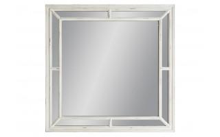 Lustro 100x100cm Stone White (280724)