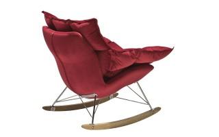 Fotel bujak HE325-2 malina