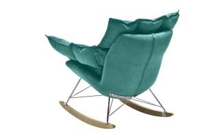 Fotel bujak HE325-2 jasny niebieski