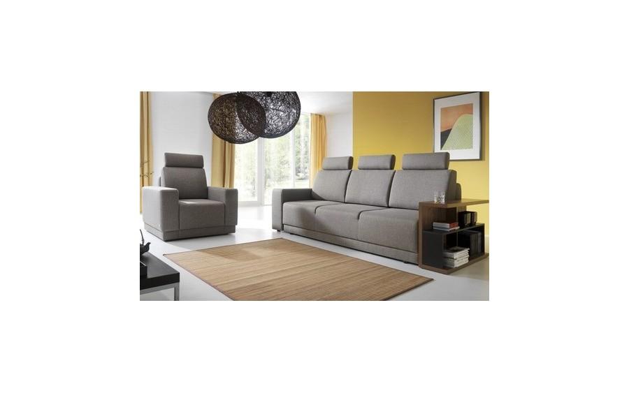 West Sofa 3 bok DS