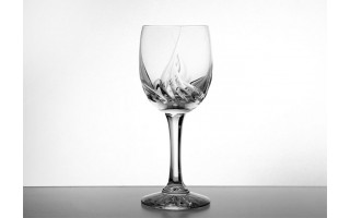 Kieliszek kryształowy Zawiercie do wina 170ml