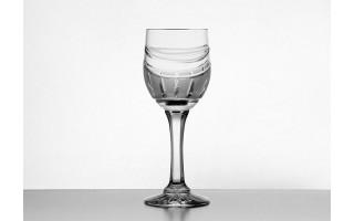 Kieliszek kryształowy Zawiercie do wina 115ml