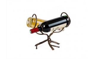 Stojak na wino (na 2 butelki)