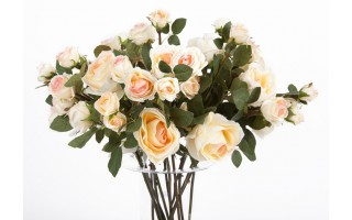 Róża żółta 67cm