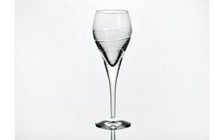 Kieliszek kryształowy Wino 260ml Violetta 2554