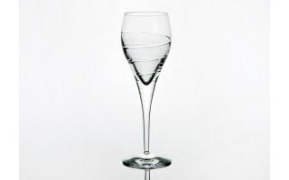 Kieliszek kryształowy Wino 320ml Violetta 2554