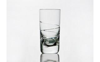 Szklanka kryształowa 320ml Violetta 2554