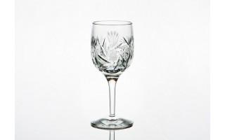 Kieliszek kryształowy Wino 220ml Violetta 247