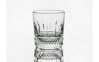 Szklanka kryształowa 250ml Violetta 680