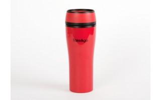Kubek termiczny Take and Go 500ml - czerwony