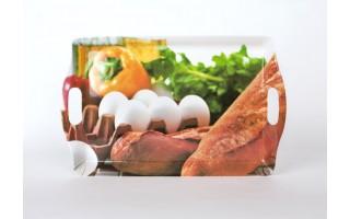 Taca Breakfast 23cm x 37cm