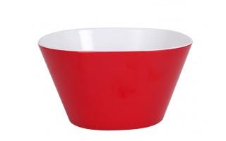 Miska czerwona 1L