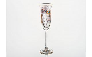 Kieliszek do szampana 160ml (6 szt.) Pawie Pióro