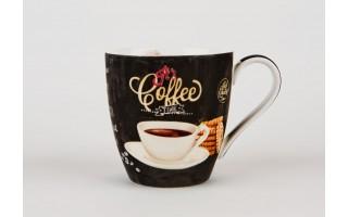 Kubek Coffee - white