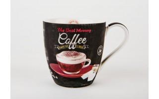 Kubek Coffee - brown