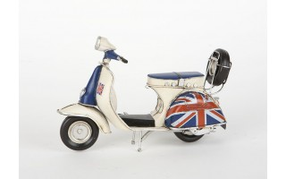 Model skutera Vespa UK