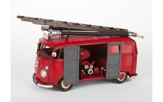 Model - wóz strażacki z drabiną