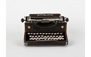 Model maszyny do pisania