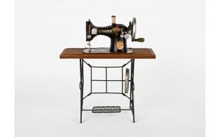 Model maszyny do szycia